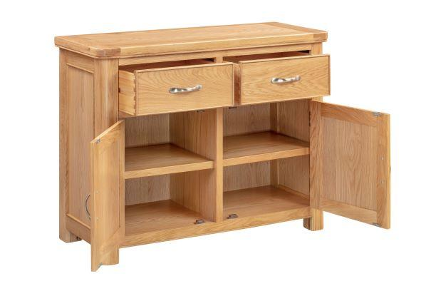 Load image into Gallery viewer, Chatsworth Oak 2 Door Sideboard