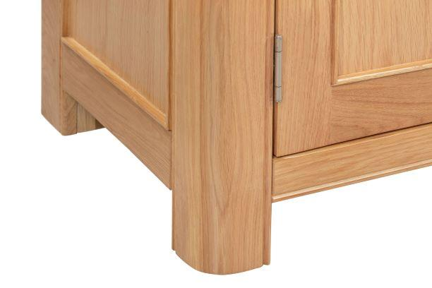 Load image into Gallery viewer, Chatsworth Oak 3 Door Sideboard