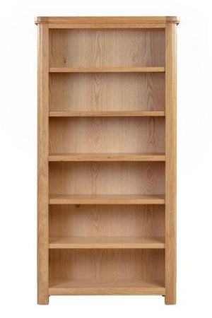 Chatsworth Oak 90cm Bookcase