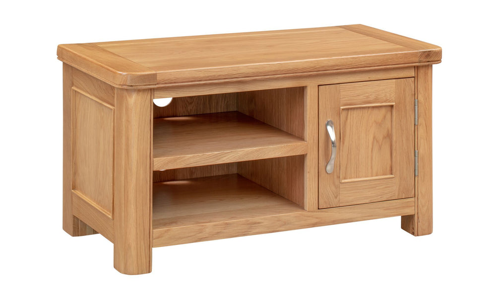 Chatsworth Oak Small TV Unit
