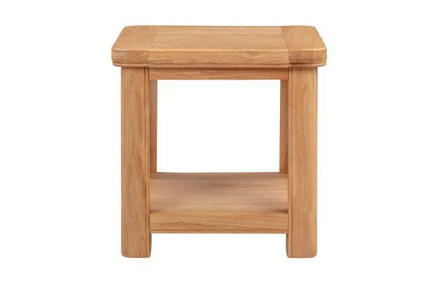 Load image into Gallery viewer, Chatsworth Oak Lamp Table