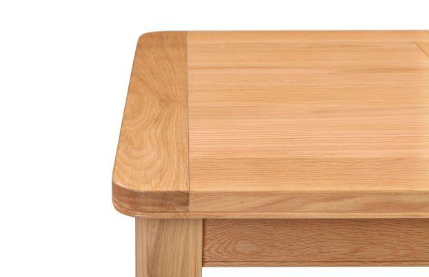 Load image into Gallery viewer, Chatsworth Oak 120/153cm Extending Dining Table