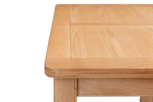 Chatsworth Oak 120/153cm Extending Dining Table