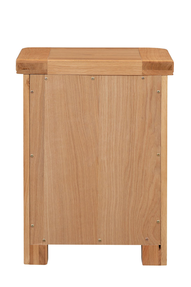 Load image into Gallery viewer, Chatsworth Oak Bedside Cabinet