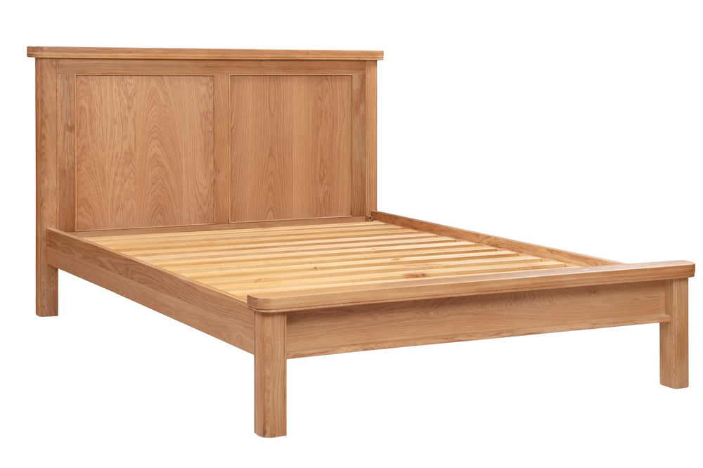 Chatsworth Oak 4ft 6 Double Bed