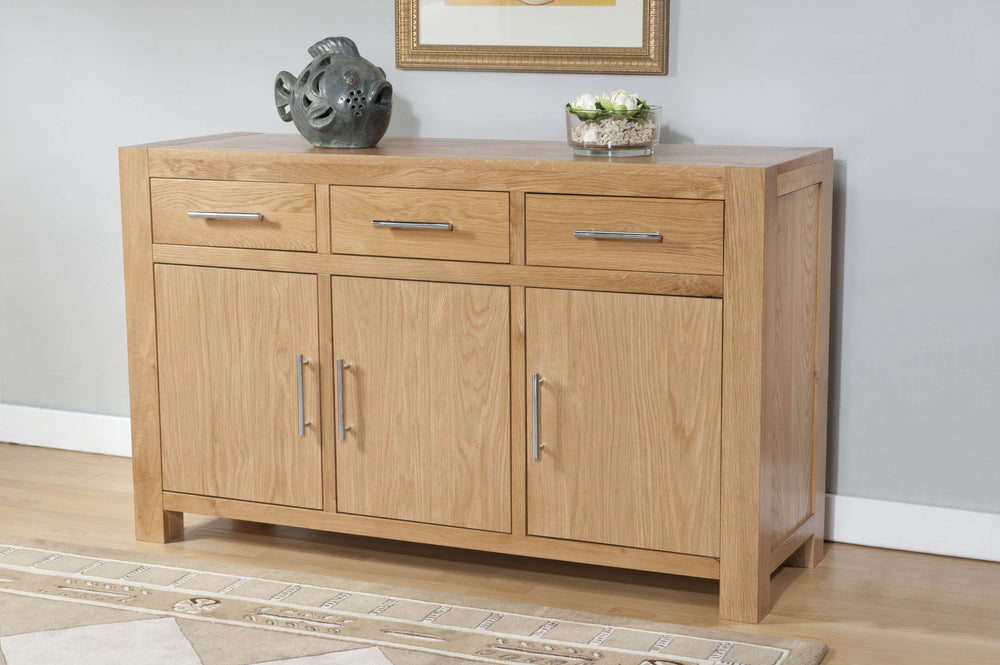 Load image into Gallery viewer, Lucerne Sideboard 3 Drawers and 3 Doors
