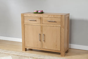 Lucerne Sideboard 2 Drawers and 2 Doors
