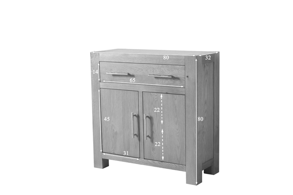 Lucerne Compact Sideboard
