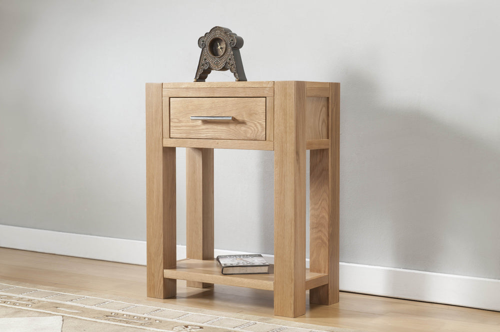 Lucerne Small Console with 1 Drawer