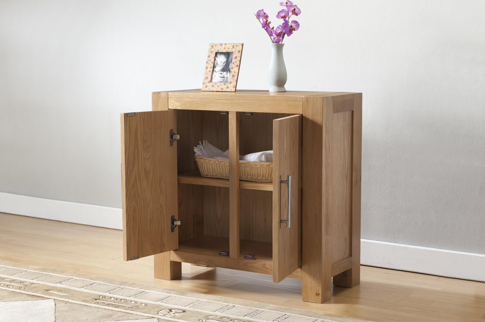 Lucerne Small Cabinet with 2 Doors