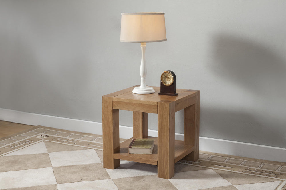 Lucerne Lamp Table