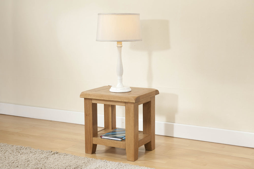 Shrewsbury Lamp Table