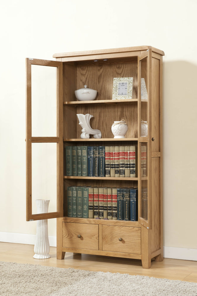 Load image into Gallery viewer, Shrewsbury Display Cabinet with Glass Doors