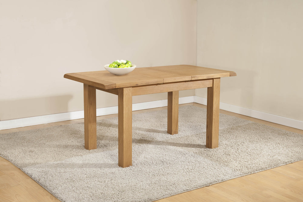 Load image into Gallery viewer, Shrewsbury 120/153cm Extending Dining Table