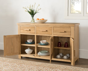 Valencia 3 Door Sideboard