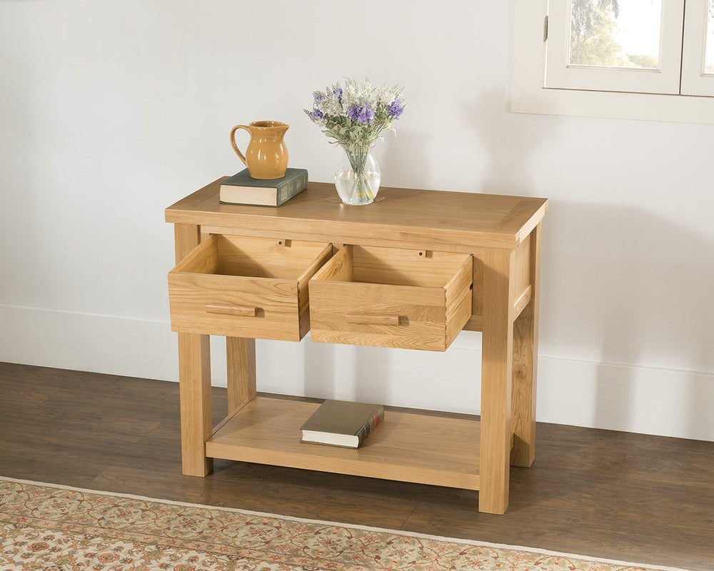Load image into Gallery viewer, Valencia Large Console Table