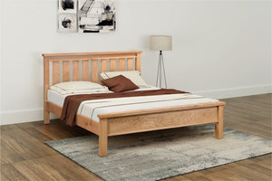 "Load image into Gallery viewer, Valencia 4 ft 6"" Bed"