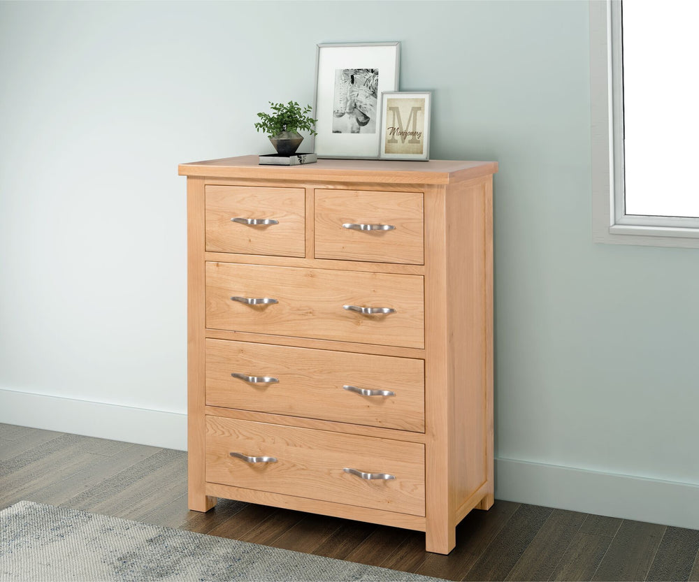 Load image into Gallery viewer, Valencia 2 over 3 Chest of Drawers