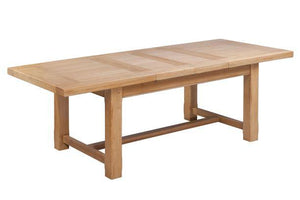 Tuscany Small Extending Dining Table 180/260cm