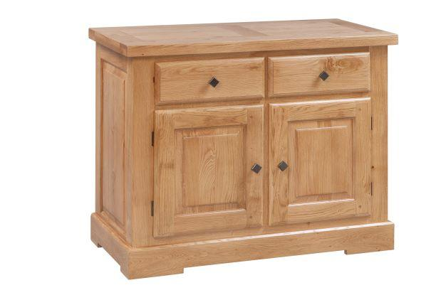 Tuscany Sideboard with 2 Doors and 2 Drawers
