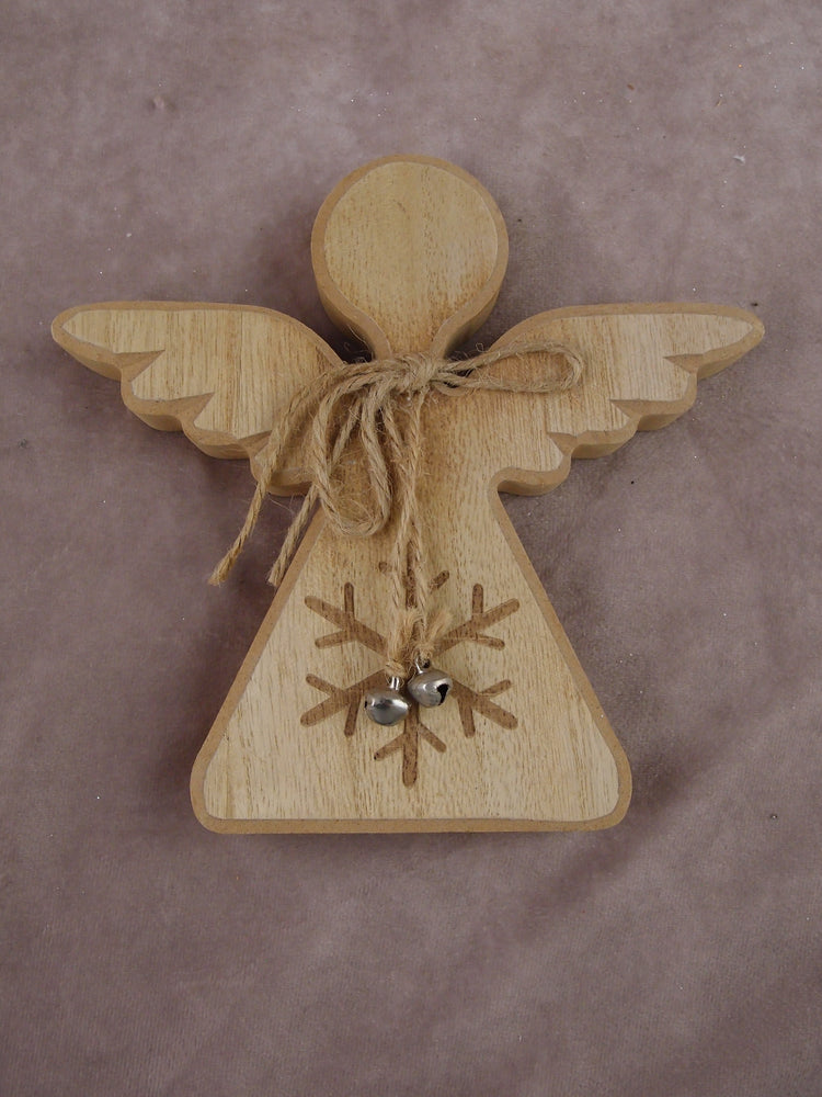 Load image into Gallery viewer, Wooden Angel