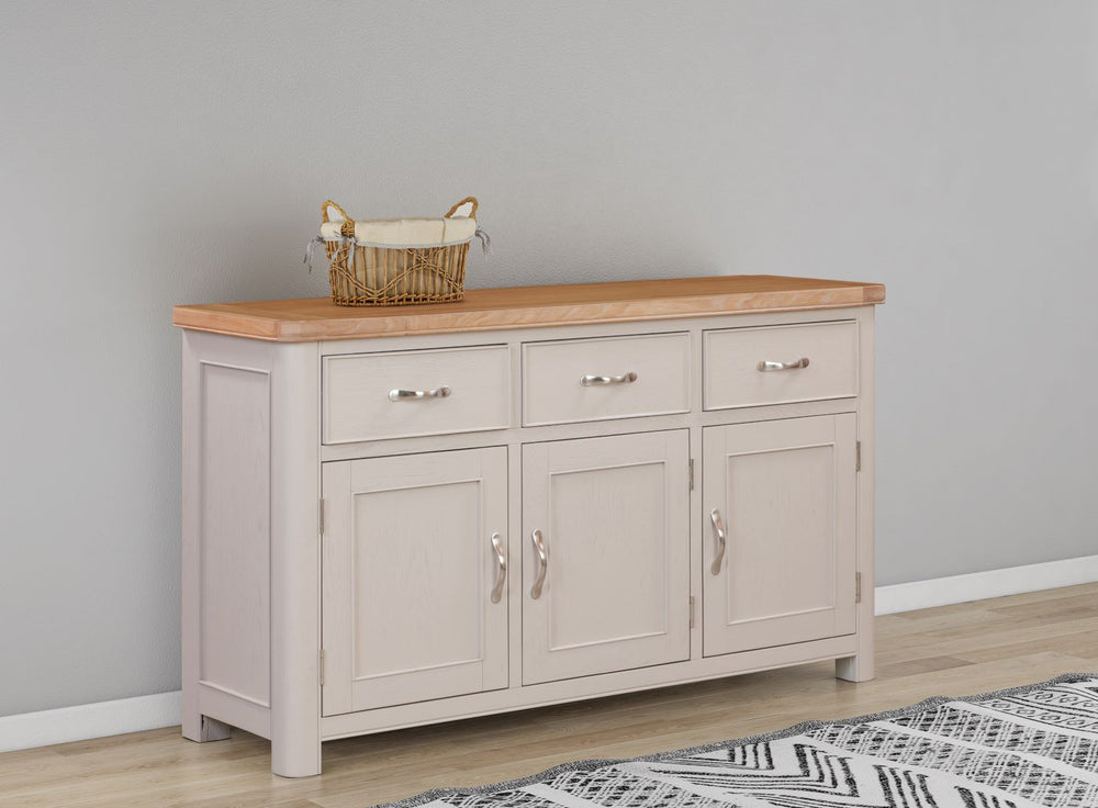 Chatsworth Painted 3 Door Sideboard