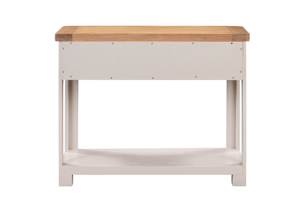 Chatsworth Painted 2 Drawer Console