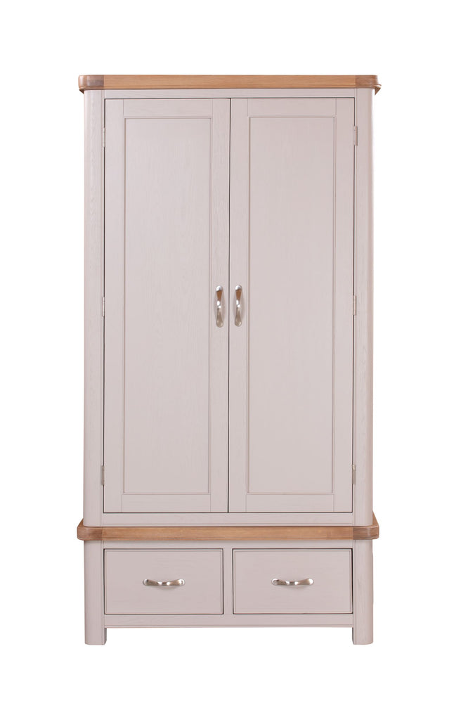 Chatsworth Painted Double Wardrobe
