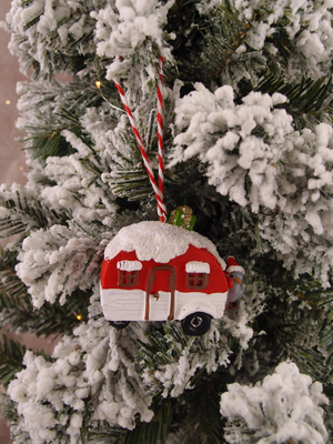 Caravan Hanging Tree Decoration