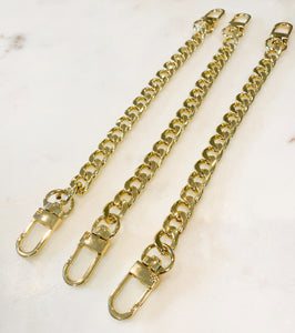 Mini Gold Metal Link Chain