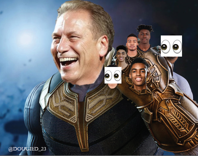 IZZO IS THANOS