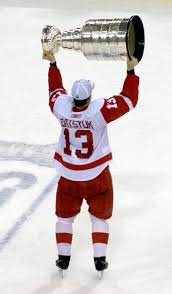 Pavel Datsyuk was the 2nd Coming of God Himself