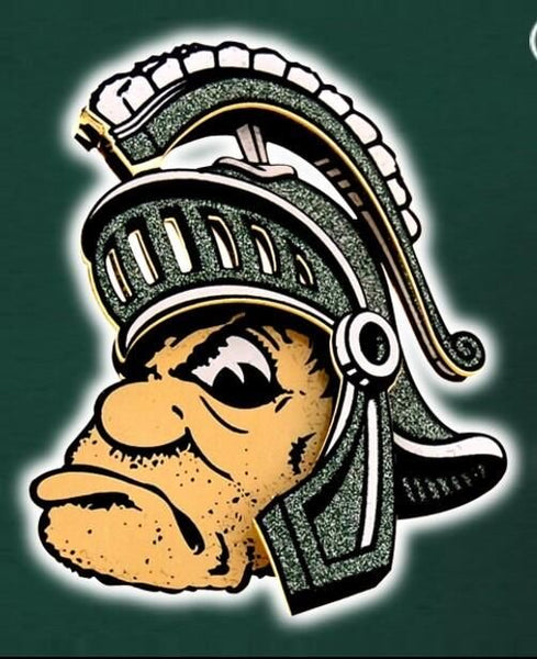 Prayers Have Been Answered, MSU Releases Gruff Sparty Helmets