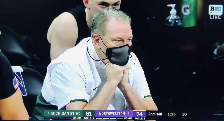 Michigan State Just Got Their Asses Beat By Northwestern