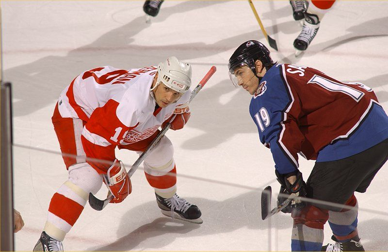A New Age Red Wings-Avalanche Rivalry Is Exactly What Hockey Needs
