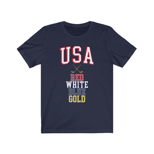 USA Hockey Tee