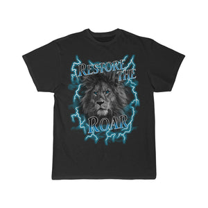 Restore The Roar Rap Style Tee