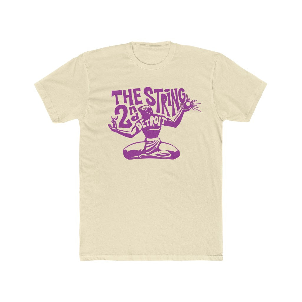 The 2nd String Spirit Cotton Crew Tee