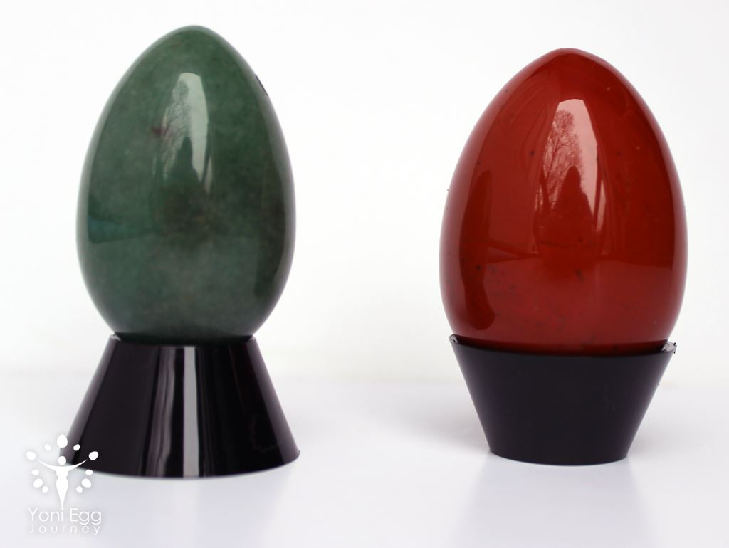 Cone Shaped Reversible Stand Yoni Egg Stand YE Journeys