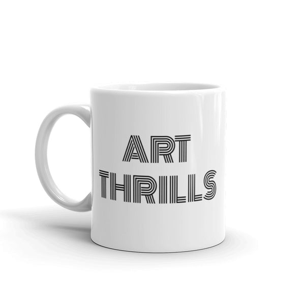 Art Thrills Mug