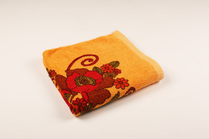 Blossoming Flower Towel