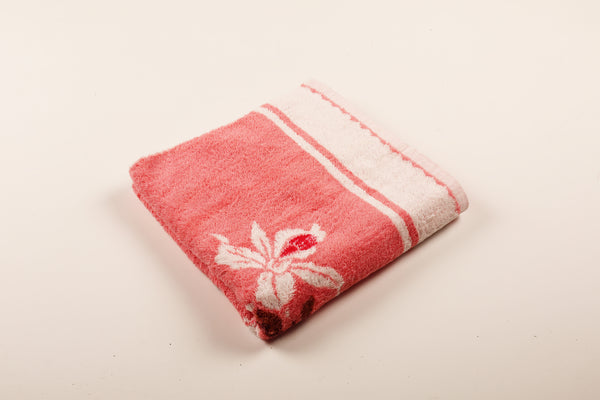 Lily Flower Towel