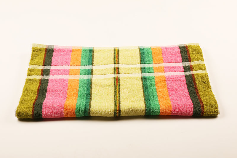 Fruity Striped Towel