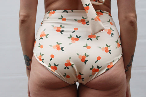 Abbie 'High' Bottom - Peaches & Cream