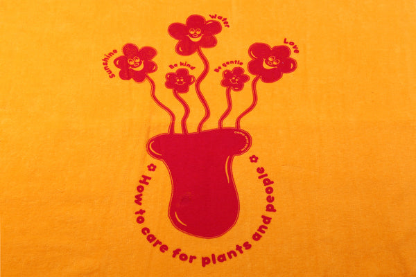 People & Plants Towel