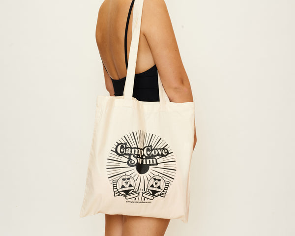 Sunbaking Melons Tote Bag