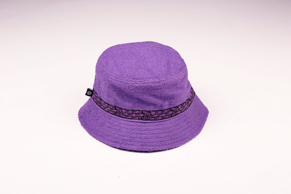 Purple Pass~Port & Camp Cove Bucket Hat