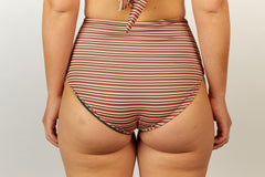 Abbie 'High' Bottom - Opshop Stripe