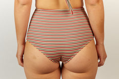 Katie 'High' Bottom - Opshop Stripe