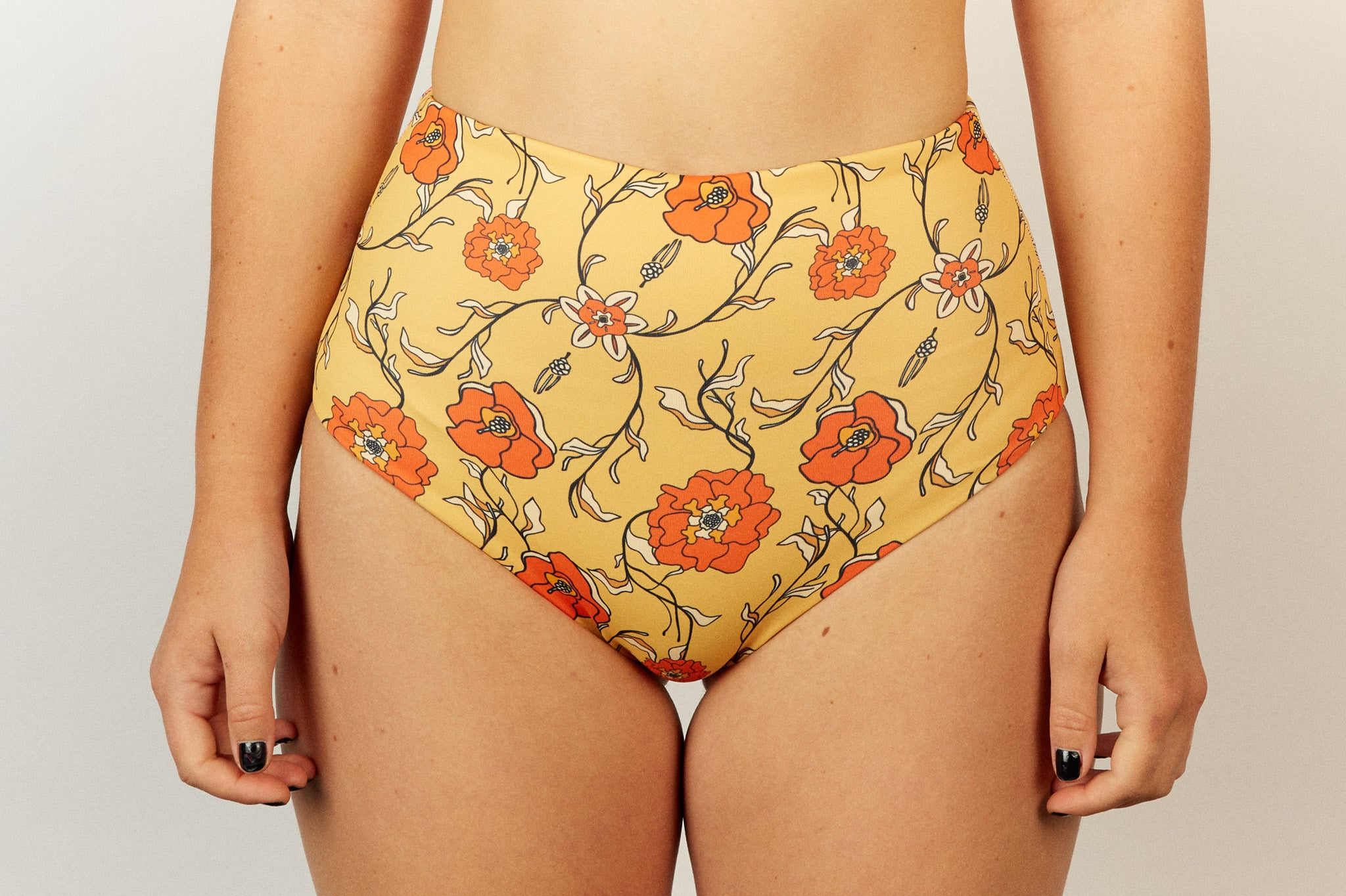 Abbie 'High' Bottom - Pavonia Floral